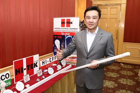 LED bulbs consume conspicuously 10 years 80 percent market rally Thailand Electric City seduces Raiders win brand share.
